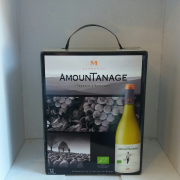 Marrenon - AOP Luberon -Amountanage blanc -  BIB 3L
